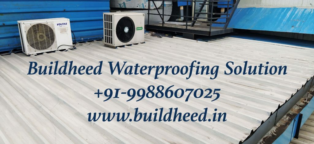 Waterproofing in Chandigarh buildheed
